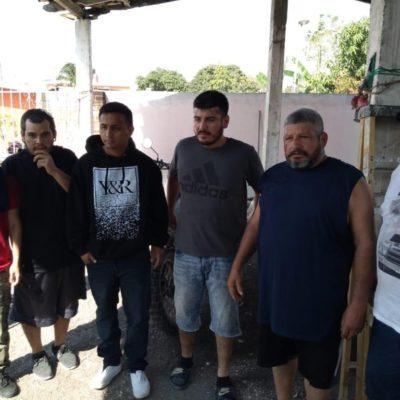 Liberan a siete ciudadanos estadounidenses detenidos de forma ilegal en Veracruz