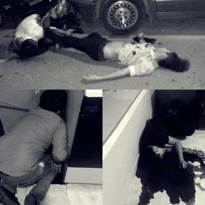 OTRA MATANZA, AHORA EN CANCÚN: Rafaguean domicilio en la SM 219 con saldo de 7 personas muertas