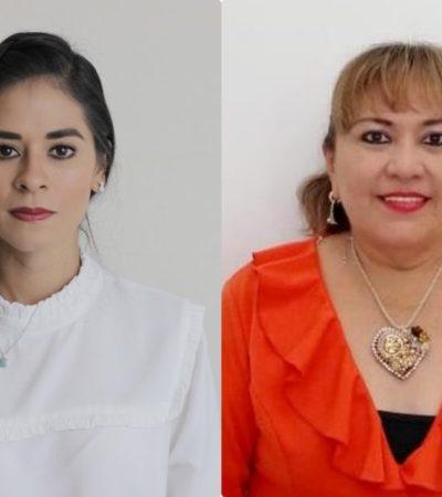 Tras la renuncia de Joaquín González Castro, nombra Gobernador nuevas titulares en Subsecretaría Jurídica y Dirección General del Registro Civil