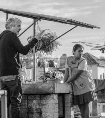 ACUMULA 'ROMA' 10 NOMINACIONES A LOS OSCAR: La historia contada por Alfonso Cuarón competirá como Mejor Película, Mejor Película Extranjera, Mejor Director, Mejor Actriz y Mejor Actriz de Reparto, entre otras