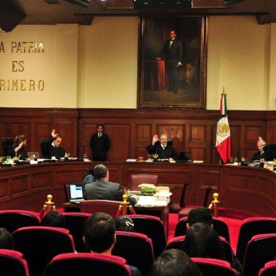 Mantiene la SCJN suspensión de la Ley de Remuneraciones