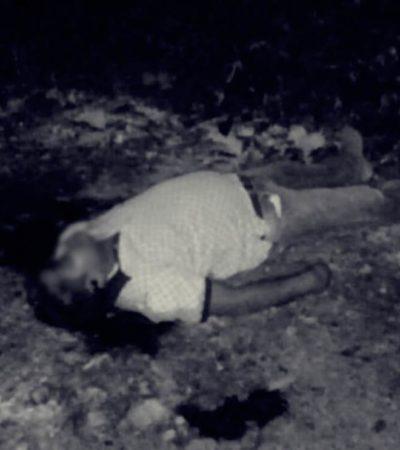 EJECUTAN A TAXISTA EN BACALAR: Encuentran cadáver de chofer reportado como desaparecido en el sur de Quintana Roo