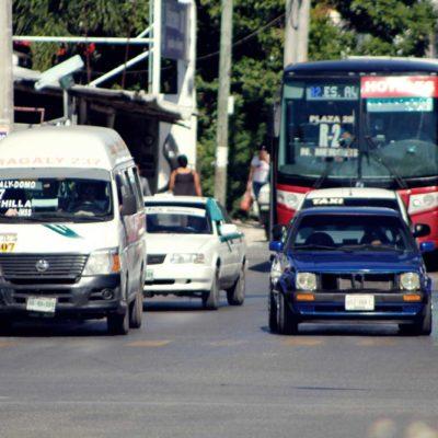 SE CONSUMA ALBAZO DE MORENISTAS: Entra en vigor la prórroga por 10 años a las concesiones del transporte urbano en Cancún