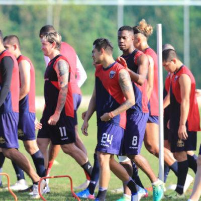 """""""CON EL COMPROMISO DE GANAR EN CASA"""", PATRICK SOKO:Atlante abre la jornada 3 ante Zacatepec"""