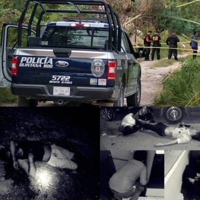 DOMINGO ROJO EN CANCÚN: El 20 de enero se convierte en el día más violento en la historia de QR al registrarse 9 ejecuciones en menos de 12 horas