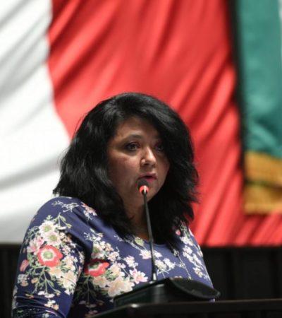"""""""NO ES CUESTIÓN DE GRAVEDAD, PERO…"""": Diputada Yamina Rosado exhorta a los ciudadanos a extremar precauciones, ante altos índices de inseguridad en QR"""