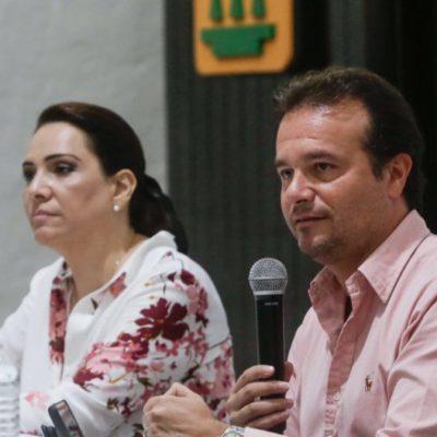 Pedro Joaquín anuncia gira de diputados federales en Cozumel para captar recursos en beneficio de los habitantes