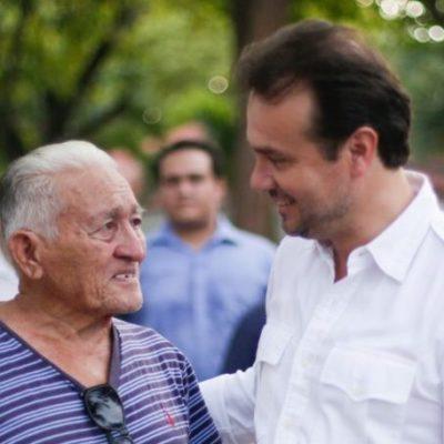 Anuncia Alcalde campaña para la detección de padecimientos de la vista para cozumeleños