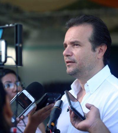 Lamenta Pedro Joaquín que Cozumel no haya sido seleccionado para recibir el recurso de Fortaseg este año