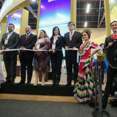 Participa gobierno de Puerto Morelos en la ANATO 2019
