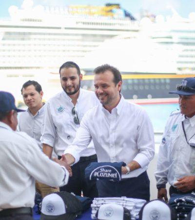 Gobierno de Cozumel refuerza su promoción turística integral