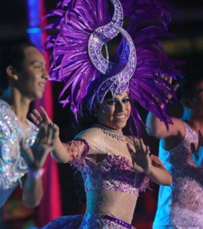 Más de 19 mil personas han disfrutado del precarnaval de Cozumel