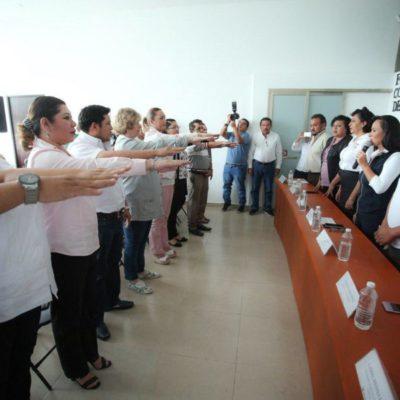 Laura Fernández instala el Consejo Municipal de Población de Puerto Morelos