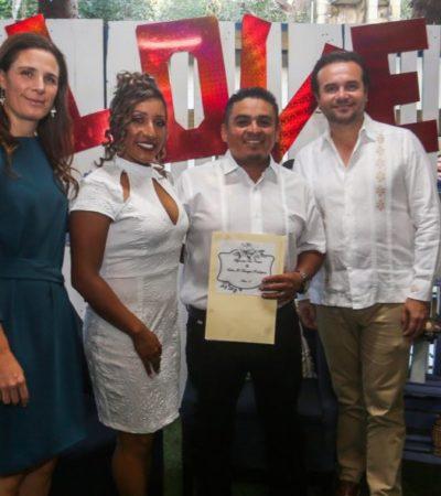 Las bodas colectivas, una forma de reafirmar a la familia como base de la sociedad, asegura Pedro Joaquín