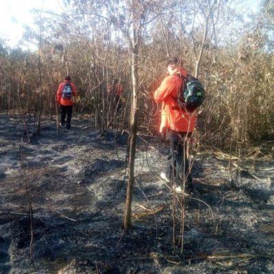 Comienza conformación de brigadas comunitarias con el objetivo de hacer frente a la temporada de incendios forestales en Puerto Morelos