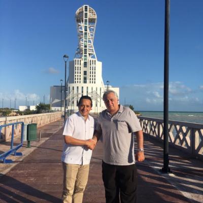 Luego que fuera señalada por AMLO con símbolo de la corrupción en Quintana Roo, la Sectur tendrá sus oficinas en la megaescultura