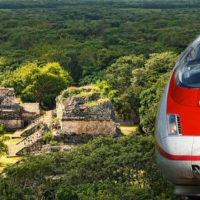 Reconocen que habrá Tren Maya hasta dentro de 4 años; falta difusión del trazo del proyecto, dice Luis Alegre