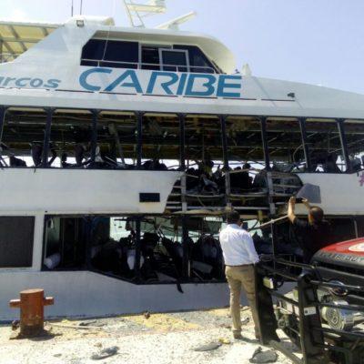 ESPECIAL | BARCOS CARIBE, 'BOMBA' DE CORRUPCIÓN E IMPUNIDAD: A un año de la explosión del 'Caribe I', el caso está 'pausado' y no hay responsables