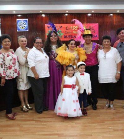 Todo listo para el Carnaval 'con sabor a Caribe' de Isla Mujeres