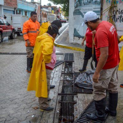 Activa Protección Civil en Isla Mujeres protocolo de vigilancia ante la entrada de frente frío número 36