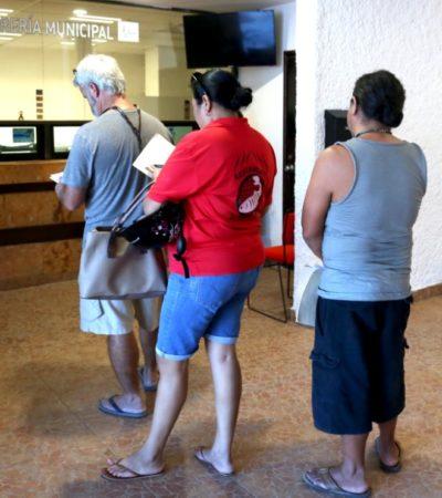 Destinarán recaudación del predial en Isla Mujeres a educación, obras y servicios