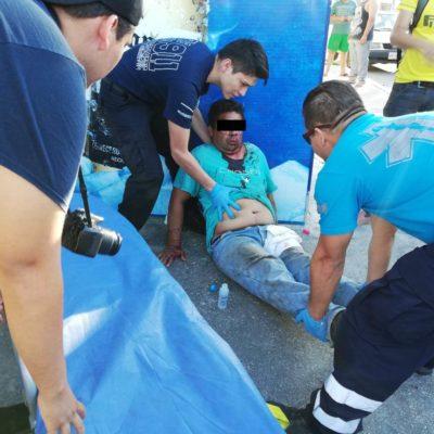 Apuñalado por menos de 100 pesos en Playa