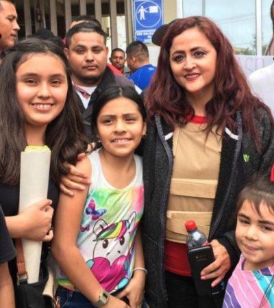 OFRECEN 10 MIL DÓLARES: Ponen precio a 'cabeza' de activista que ayudó a obreros de maquiladoras en Matamoros