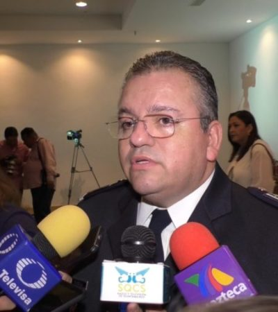 """Fortaseg impactará en municipios que no lo reciban"", afirma Capella Ibarra"