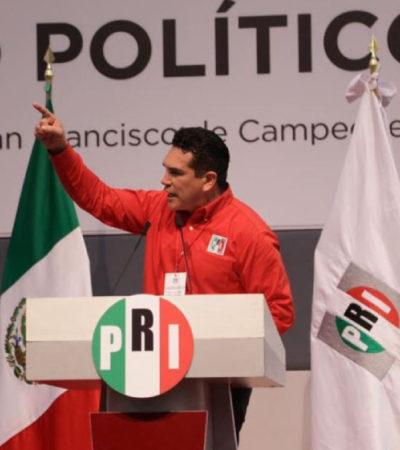 UN DÍA CERCA Y OTRO LEJOS: Pone Alejandro Moreno distancia de AMLO; Morena es 'ave de paso', PRI volverá a gobernar