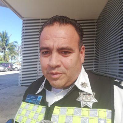 La Dirección de Tránsito de BJ recibe una o dos quejas semanales contra los elementos, reconoce Alejandro López