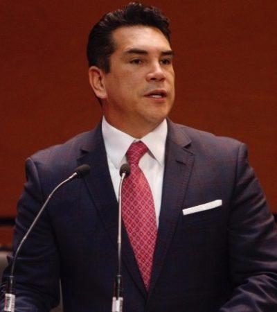 'NO POR MUCHO MADRUGAR LES AMANECE MÁS TEMPRANO': Sí buscará Alejandro Moreno la presidencia nacional del PRI, pero no adelantándose como Ivonne Ortega
