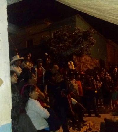 Queda acéfalo ayuntamiento de Amatán, Chiapas, tras renuncia del alcalde y su cuerpo edilicio