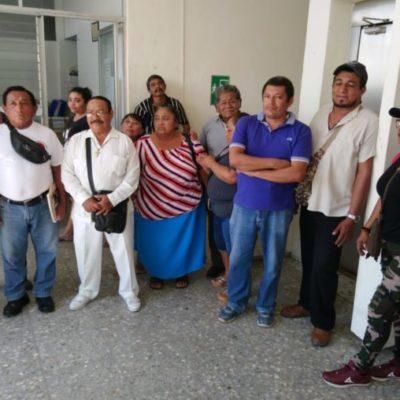 Comerciantes de Chetumal exigen la destitución del director de Fiscalización del municipio
