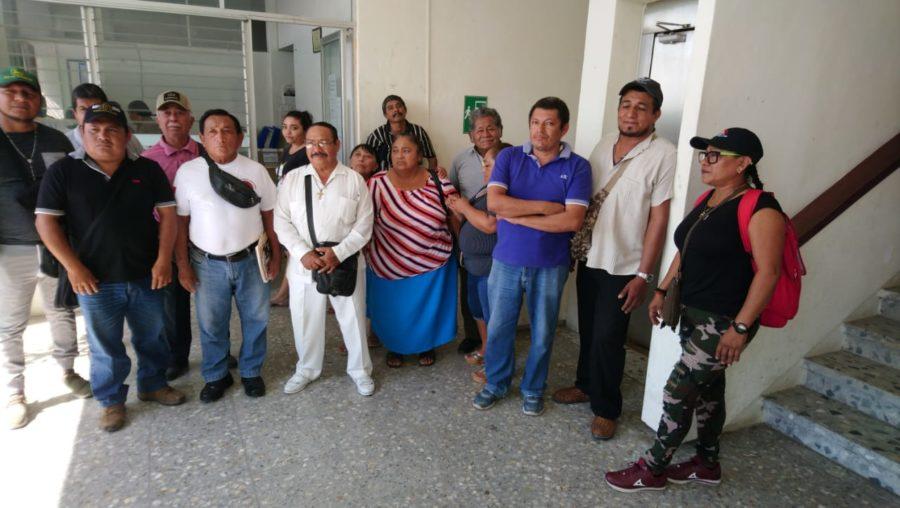 Tras conflicto de ambulantes con inspectores, los comerciantes exigen la destitución del director de Fiscalización de Othón P. Blanco