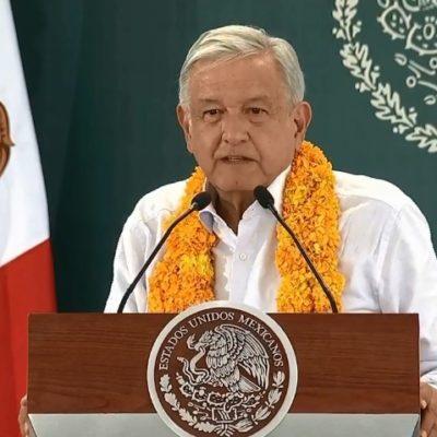 Ofrece AMLO protección a quien dé información que ayude a esclarecer el caso Ayotzinapa