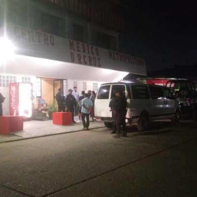 Emboscan y acribillan al director de la Policía Municipal de San Juan Evangelista, Veracruz