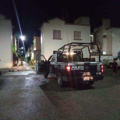 Balean supuesta 'narcotiendita' en Villas Otoch Paraíso; no hay heridos