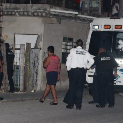 SICARIOS ATACAN CASA EN LA COLOSIO: Dos personas son heridas de bala en Playa del Carmen