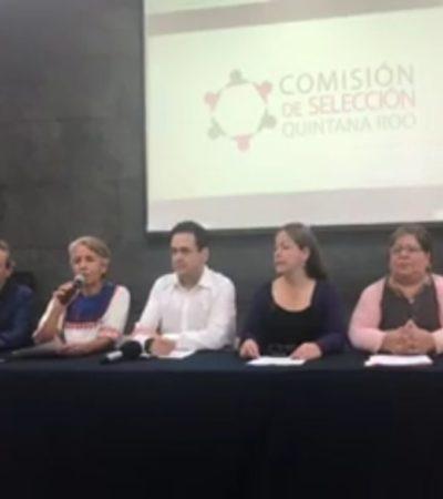 Reinicia proceso de selección para presidir el Comité de Participación Ciudadana del Sistema Anticorrupción de QR