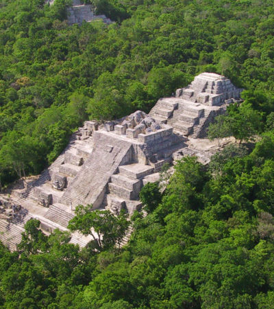 Realizará INAH mapeo aéreo en Kalakmul para determinar viabilidad de una estación del Tren Maya