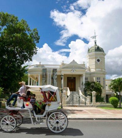 Compiten Mérida y la CDMX por el Tianguis Turístico de 2020; designación será en marzo próximo