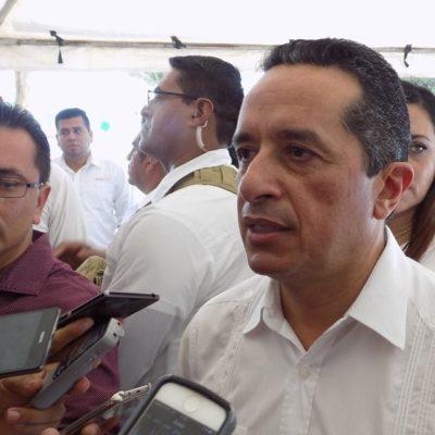 REPORTE DE CARLOS JOAQUÍN: Detenido de 'chiripa', el principal logro semanal en seguridad pública en Quintana Roo