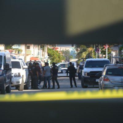 CATEAN CASA DE SEGURIDAD EN PLAYA: Regresan autoridades a vivienda donde fueron detenidos 7 presuntos sicarios