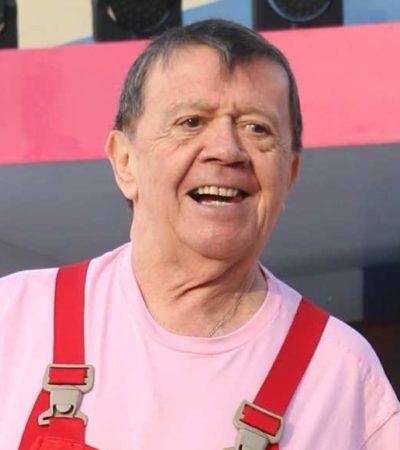 MEMES DE REGALO: Celebran usuarios de redes sociales el cumpleaños 84 de Xavier López 'Chabelo'