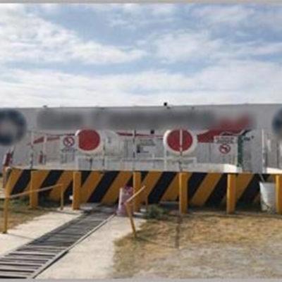 Hallan toma clandestina de gas LP en Puebla; aseguran 40 pipas y detienen a 23 sujetos