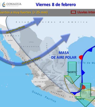 Continúan las temperaturas cálidas en Quintana Roo