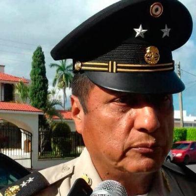 """""""Ciudadanos pueden tener un arma en sus casas, pero para defensa propia, no para portarla en la calle"""", afirma el comandante Miguel Ángel Huerta"""