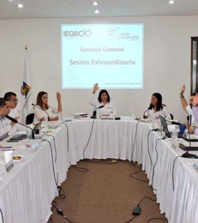 Cancela Ieqroo registro otorgado a David Eduardo Núñez Esparza como aspirante a candidato independiente por el Distrito 7; desistió al no obtener respaldo ciudadano