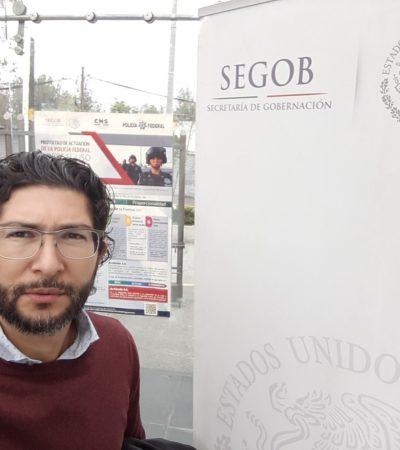 ARRINCONA PERIODISTA A 'GREG' SÁNCHEZ: Emite Cdheqroo contra ex Alcalde por agravios contra Luciano Núñez y a la libertad de expresión