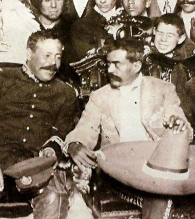 Hizo AMLO limpia a la silla presidencial porque Emiliano Zapata la decía embrujada
